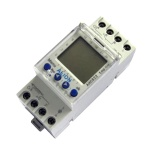 AHC822 Weekly Digital Programmable 2 Channels Time Switch