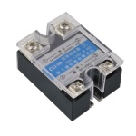 Solid State Relay AC-AC 10A-80A